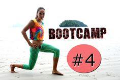 Bootcamp Workout #4 - Ganzkörper Training für Frauen, Frauenfitness, Har...