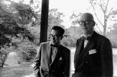 坂倉準三 -Le Corbusier and Junzo Sakakura