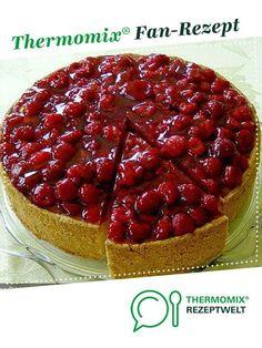 Himbeerpuddingkuchen von felix2. Ein Thermomix ® Rezept aus der Kategorie Backen süß auf www.rezeptwelt.de, der Thermomix ® Community.