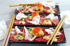Wine Recipes, Asian Recipes, Snack Recipes, Snacks, Ethnic Recipes, Asian Kitchen, Always Hungry, Japanese Food, Fine Dining