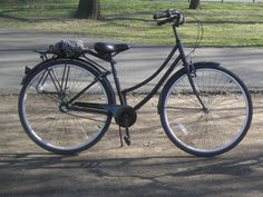 KHS Green, Dutch-style, budget-priced 3-speed bike