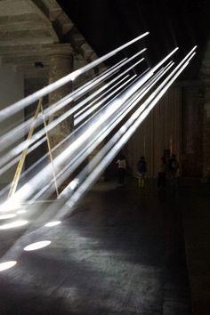 Transsolar's 'Lightscapes' More