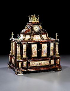Cabinet Boxes, Winning The Lottery, Classical Art, Casket, Art Object, Silver Enamel, Decorative Items, 19th Century, Cabinets