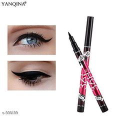 Eyes Premium Choice Liquid Eye Liner   *Product Name* 36 H Pen Eyeliner     *Product  Type* Eyeliner  *Shade* Black  *Product Description* Pen Liquid Eyeliner Eye Liner Pencil Make Up Beauty Yanqina    *Package Contains* It Has 1 Piece Of Liquid Eye Liner  *Sizes Available* Free Size *   Catalog Rating: ★4 (2341)  Catalog Name: make up Premium Choice Eye Care Products Vol 3 CatalogID_109477 C51-SC1242 Code: 401-930189-