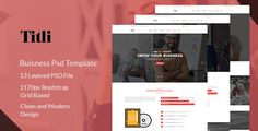 Buy Titli - Multipurpose Responsive Muse Template by Muse-Guru on ThemeForest. Titli is a clean Responsive Muse template suitable for Business, Corporate, Finance, Portfolio, Consulting services. One Page Website, Website Layout, Website Themes, Computer Theme, First Web Page, Simple Site, Adobe Muse, Creative Design Agency, Team Page