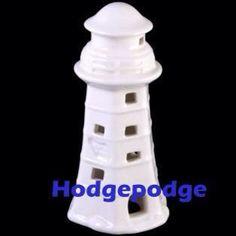 Ceramic light house ornament. House Lamp, Ceramic Light, House Ornaments, Light House, Ceramics, Ceramica, Pottery, Lighthouse, Ceramic Art