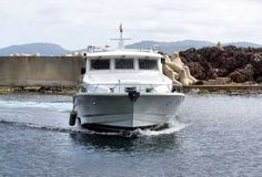 Inter-island Ferry on the Oki Islands