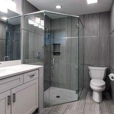 Mold In Bathroom, Bathroom Renos, Bathroom Layout, Bathroom Interior Design, Bathroom Renovations, Master Bathroom, Bathroom Makeovers, Bathroom Cabinets, Bathroom Plans