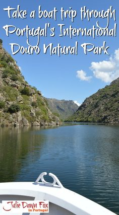 International Douro River Cruise Through Stunning Scenery. This natural park in Portugal and Spain is divided by the Douro River. Unspoilt, rugged and beautiful landscape surrounds you as you glide upstream on a boat trip. Click to read about the experience.