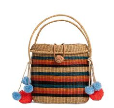 Guide to basket bags: the wish list – in pictures