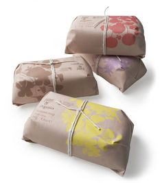 Bloom organics packaging design 1