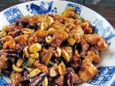 Kung Pao Chicken from CookingChannelTV.com