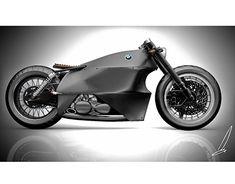 New bike design '' BMW Caliber '' Concept Motorcycles, Custom Motorcycles, Custom Bikes, Cars And Motorcycles, Futuristic Motorcycle, Motorcycle Bike, Bmw Electric, Electric Cycles, E Motor