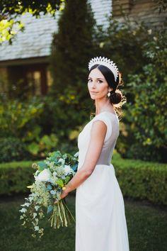 English garden inspired wedding in Southern California: http://www.stylemepretty.com/2014/08/06/english-garden-inspired-wedding-in-southern-california/   Photography: http://www.chazcruz.com/