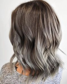 Metallic Brown To Gray Colormelt