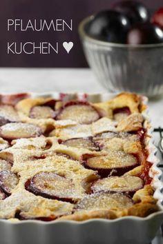 Pflaumenkuchen   Zeit: 35 Min.   http://eatsmarter.de/rezepte/pflaumenkuchen-6