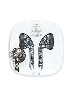 The Nightmare Before Christmas Jack Head Earbuds,