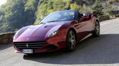 Ferrari California T-take two. It's boosted in more ways than one now: a vastly improved car Ferrari California T, Top Gear, Cars Motorcycles, Super Cars, Transportation, Vehicles, Random, Car