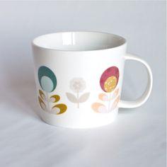 mug Fleurs Mini labo - Deco Graphic