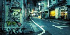 wallpaper art street fresh graffiti art wallpaper for desktop of wallpaper art street Tokyo City, Tokyo Streets, City Streets, Tokyo Japan, Graffiti Wallpaper, City Wallpaper, Hipster Wallpaper, Night Street, Guerra Anime