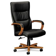 NEW - VL844 Series High-Back Swivel/Tilt Chair, Black Leather/Bourbon Cherry - VL844HSP11 by BASYX. $308.61. 103. Tufted contoured cushioned upholstery. Lumbar support for back comfort. Waterfall seat edge design reduces pressure for improved circulation while seated. Coated finish on arms and base caps. Five-star base with casters for easy mobility. Recommended Applications: Executive & Management; Seat/Back Color: Black; Features & Functions: Pneumatic Seat Hei...