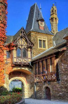 Reichsburg Cochem , Germany   The Ultimate Photos