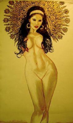 Eva by George Yepes