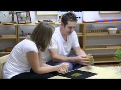 Learning Units with Golden Beads - Math at OakHaven Montessori School