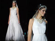 Sweet Bodas: Desfile Jesus Peiro - Barcelona Bridal Week
