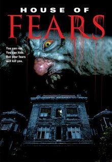 House of Fears (2007)  The night before a local haunted house opens for Halloween, six friends sneak in for a few hours of fun. Soon after entering, they find themselves trapped inside with no way out.