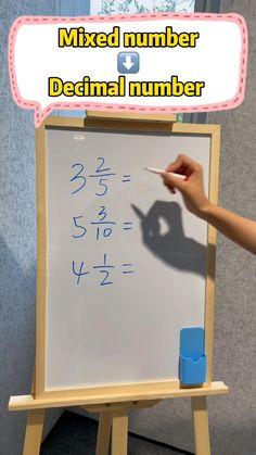 Math Strategies, Math Resources, Math Activities, Math Tips, Life Hacks For School, School Fun, Math Made Easy, Easy Math, Math For Kids