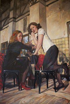 Artistaday.com Europe: Rotterdam, The Netherlands artist Roeland Kneepkens via @artistaday
