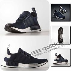 Adidas NMD_R1 Primeknit Prix Chaussure Homme Bleu Marine :aditrace Adidas Nmd Primeknit, Adidas Nmd R1, Woman Outfits, Men Clothes, Roshe, Paris Street, New York Fashion, Styling Tips, Adidas Women