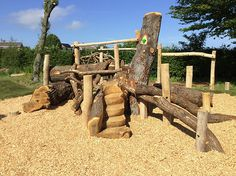 Infinite Playgrounds - Natural Play Specialists