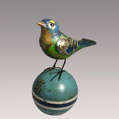 Mullanium:  steampunk birds
