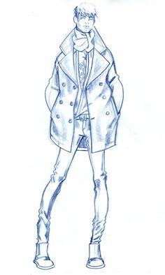 Image result for fashion development sheet