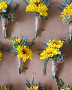Cute viking mums are perfect for a rustic, country, sunflower themed wedding.