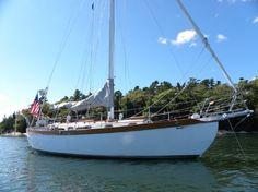 1980 Baba Baba 35 Sail Boat For Sale - www.yachtworld.com