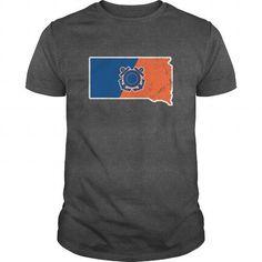 South Dakota Coast Guard Anchor Shirt Coast Guard Gifts => Check out this shirt or mug by clicking the image, have fun :) Please tag, repin & share with your friends who would love it. #CoastGuardmug, #CoastGuardquotes #CoastGuard #hoodie #ideas #image #photo #shirt #tshirt #sweatshirt #tee #gift #perfectgift