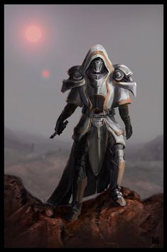 These were Jedi Knights and Masters who chose to serve time as guards Star Wars Characters Pictures, Images Star Wars, Star Wars Pictures, Star Wars Sith, Star Wars Rpg, Star Wars Concept Art, Star Wars Fan Art, Jedi Armor, Star Wars Personajes