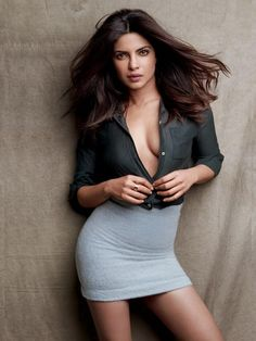 This Brand New Topless Photo Of Priyanka Chopra Is Too Hot To Handle!