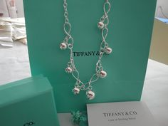 Tiffany Beads Necklace In Sterling Silver - Tiffany Jewelry Shop Online For 2012