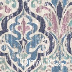 Флизелиновые обои 320744 от Eijffinger, коллекция Flamenco, Нидерланды - каталог обоев тематики «Акварель» на Ditalic.com!
