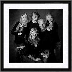 family studio portrait ideas - Google Search