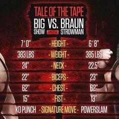 Braun Strowman and Big Show