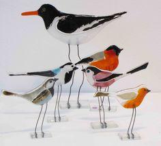 Birds - dortepape
