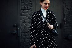The best street style looks from New York Fashion Week.