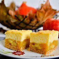 Serniko-szarlotka Polish Food, Polish Recipes, Cheesecake, Desserts, Tailgate Desserts, Deserts, Polish Food Recipes, Cheesecakes, Postres