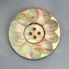 Pearl Shell Button