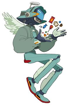 """dunesand: """"canti for a friend during halloween """" Game Character Design, Character Creation, Character Design References, Character Design Inspiration, Character Art, Arte Robot, Robot Art, Robots Characters, Anime Characters"""